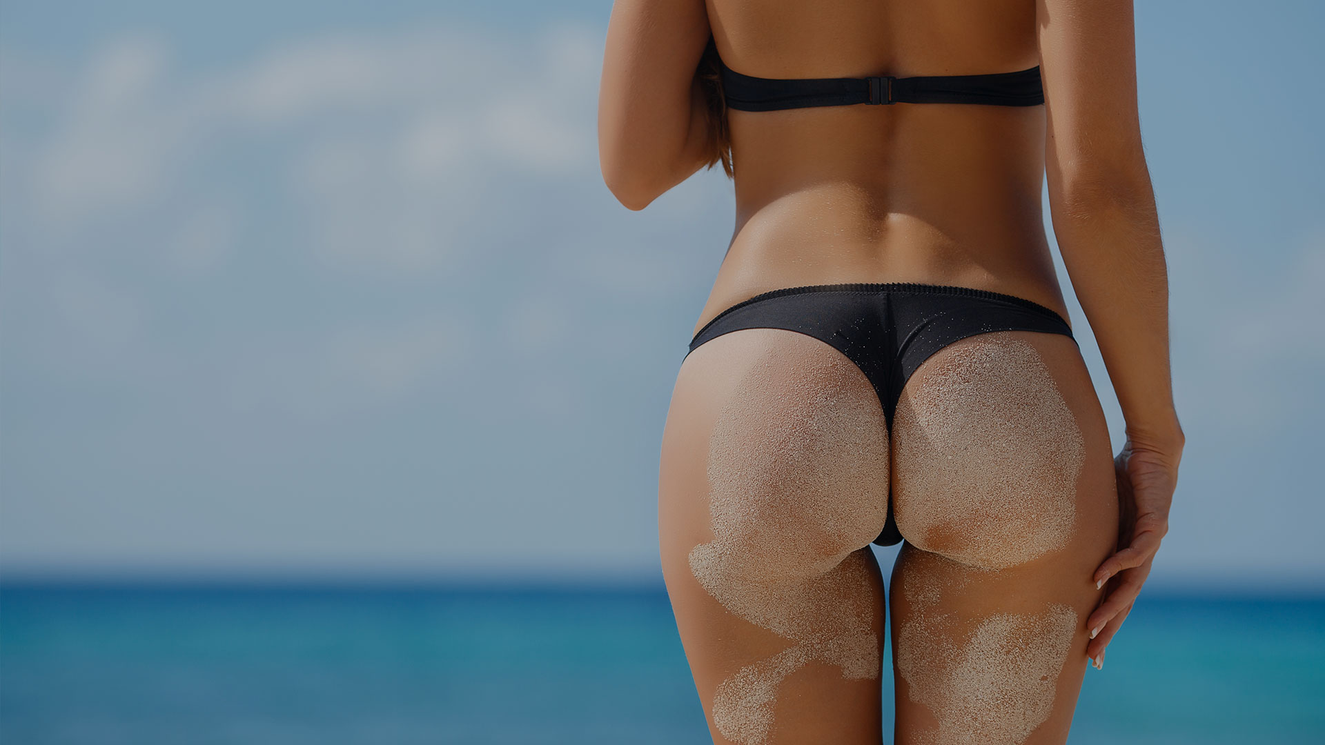 Korumalı: Brazilian Butt Lift